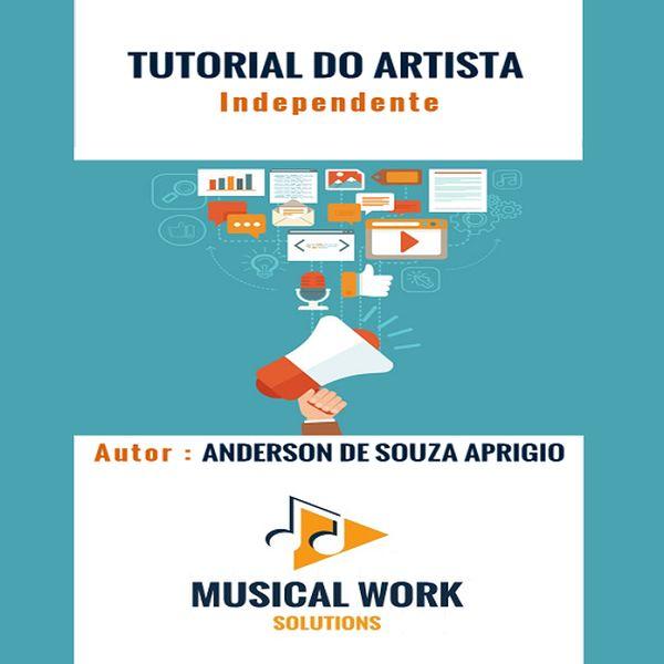 Imagem principal do produto Audiolivro - Tutorial do Artista Independente