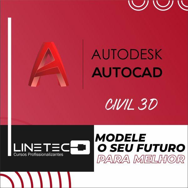 Imagem principal do produto AutoCAD - Civil 3D