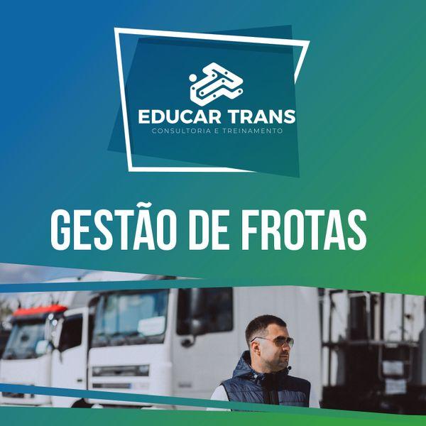 Imagem principal do produto EDUCAR TRANS - EBOOK GESTÃO DE FROTA