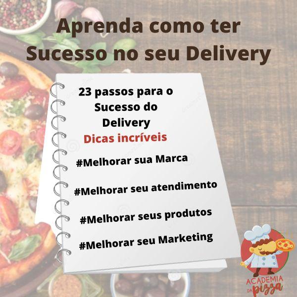 Imagem principal do produto Aprenda a ter Sucesso no seu Delivery