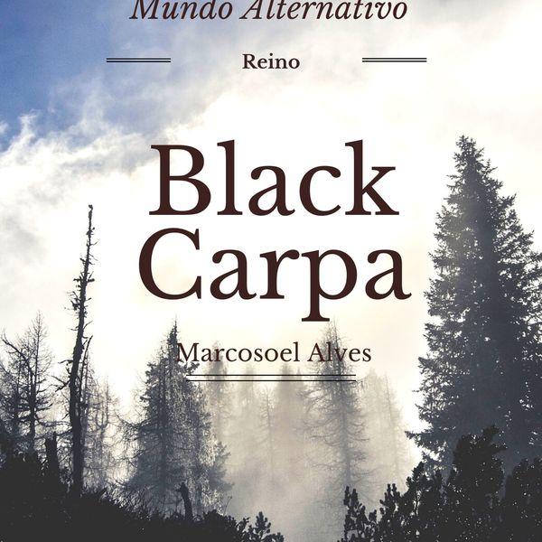 Imagem principal do produto Black Carpa