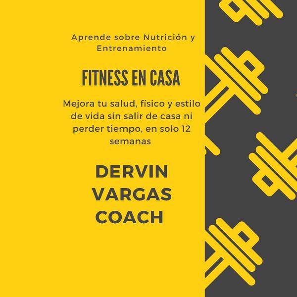Imagem principal do produto Fitness en Casa