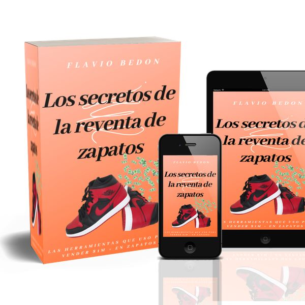 Imagem principal do produto El secreto de la reventa de zapatos