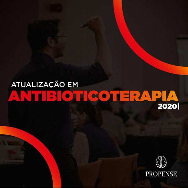 Imagem principal do produto ATUALIZAÇÃO EM ANTIBIOTICOTERAPIA 2020