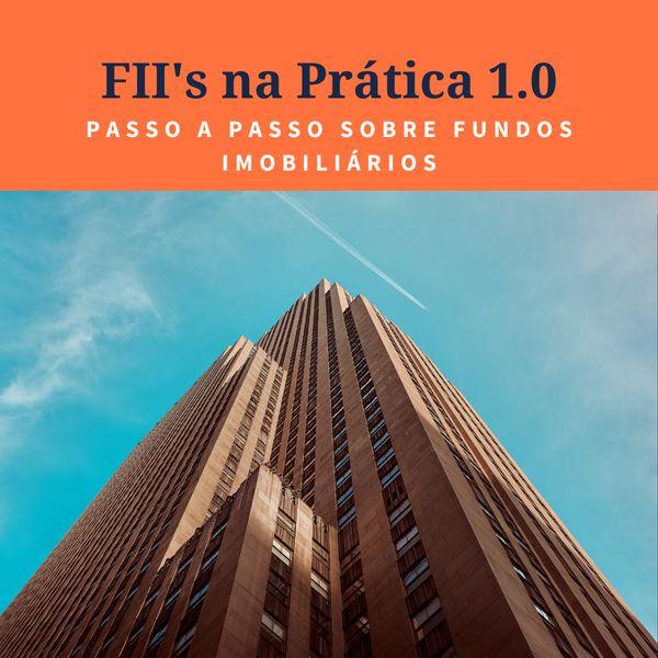 Imagem principal do produto FII's na Prática 1.0