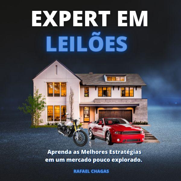Imagem principal do produto Livro digital: Expert em Leilões