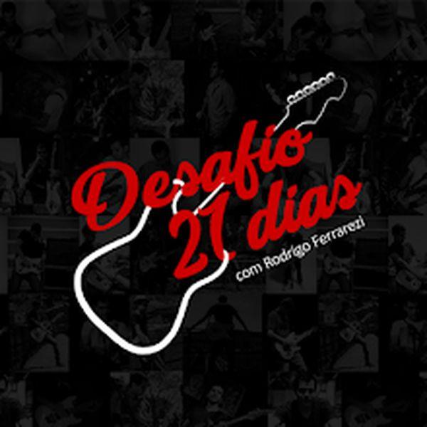 Imagem principal do produto DESAFIO 21 DIAS NA GUITARRA