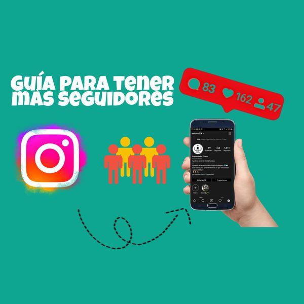 Imagem principal do produto Guía para tener más seguidores