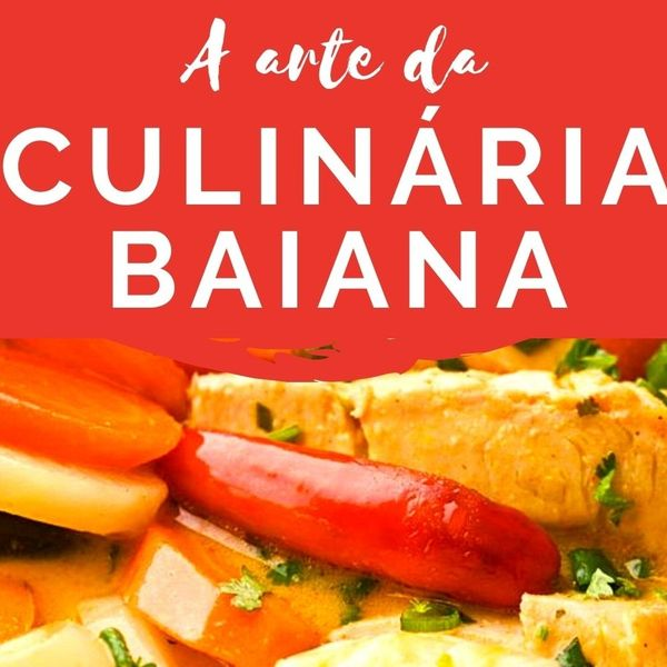 Imagem principal do produto 13 Receitas da Culinária Baiana