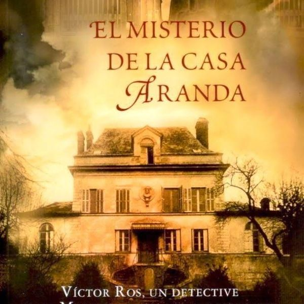 Imagem principal do produto Audiolibro El Misterio de la Casa Aranda