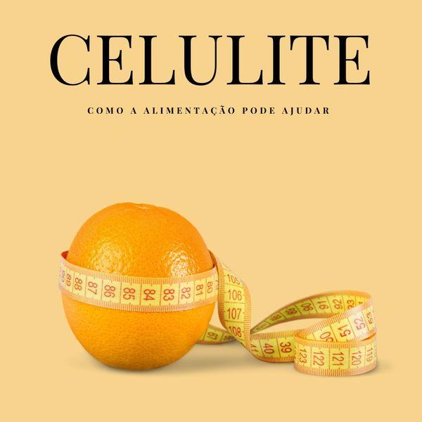 Imagem principal do produto Celulite - Como a alimentação pode ajudar