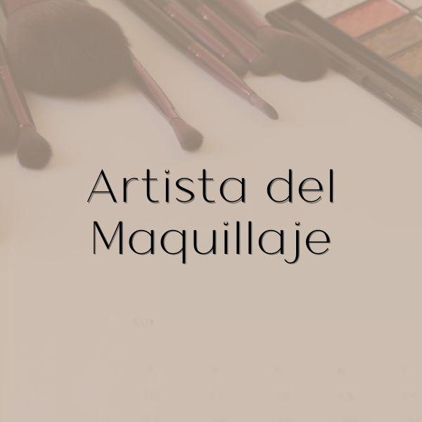 Imagem principal do produto Artista del Maquillaje