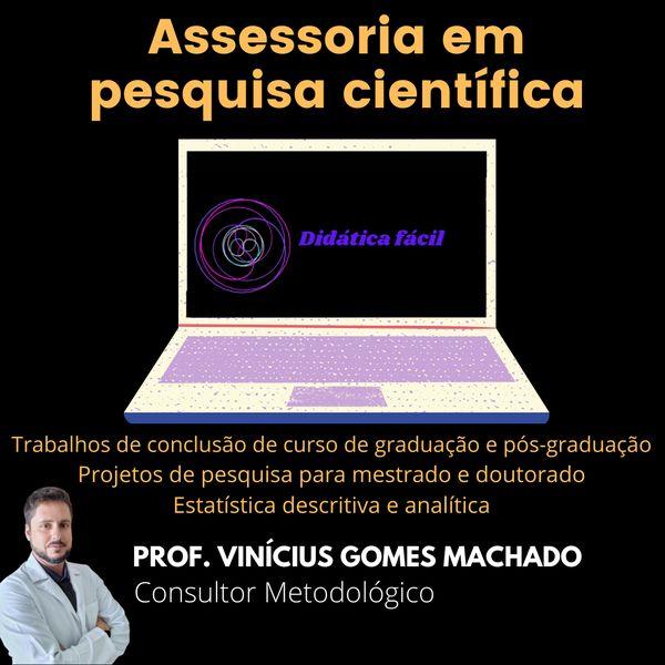 Imagem principal do produto ASSESSORIA PARA PESQUISA CIENTÍFICA