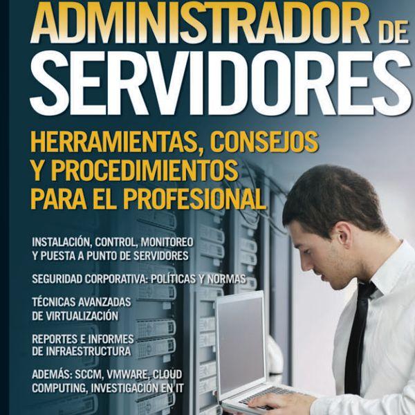 Imagem principal do produto administrador de servidores