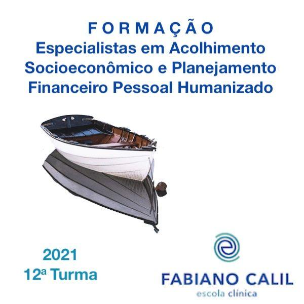 Imagem principal do produto Formação: Especialista em Acolhimento Socioeconômico e Planejamento Financeiro Pessoal Humanizado