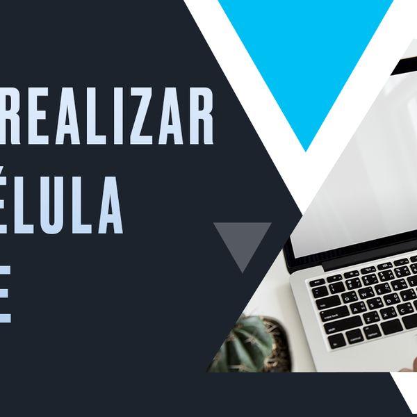 Imagem principal do produto COMO REALIZAR A SUA CÉLULA ONLINE DE MANEIRA PRODUTIVA
