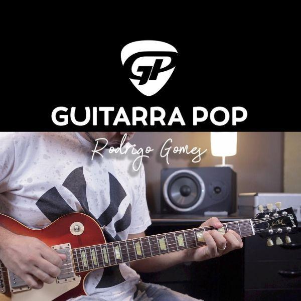 Imagem principal do produto Guitarra Pop Academy