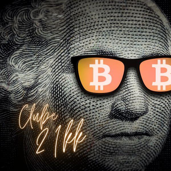 Imagem principal do produto Clube Bitcoin 21kk