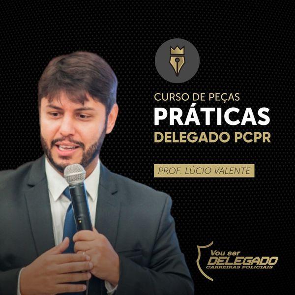 Imagem principal do produto PCPR 2020 - Delegado - Curso de Peças Práticas