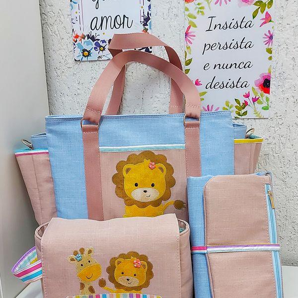 Imagem principal do produto Kit Especial do Bebê