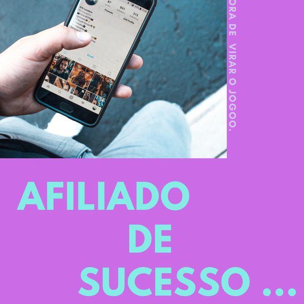 Imagem principal do produto Afiliado de Sucesso .
