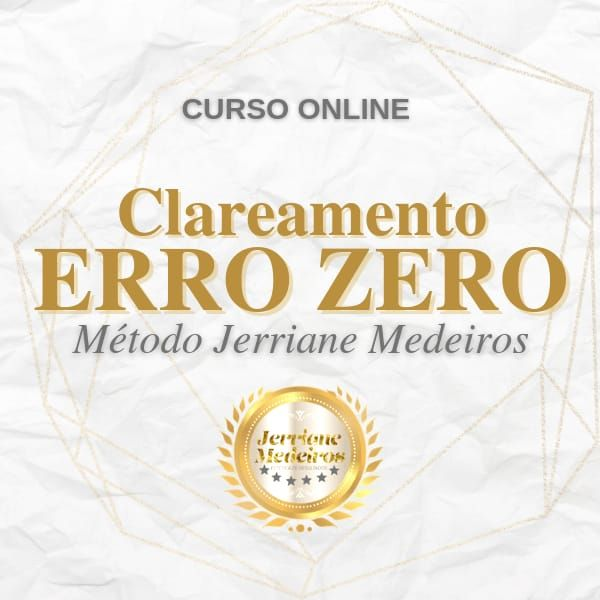 Imagem principal do produto Clareamento ERRO ZERO