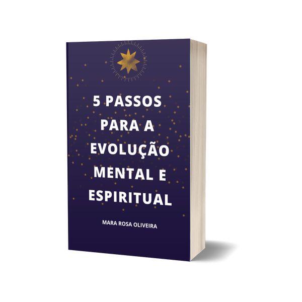 Imagem principal do produto 5 passos para a Evolução Mental e Espiritual
