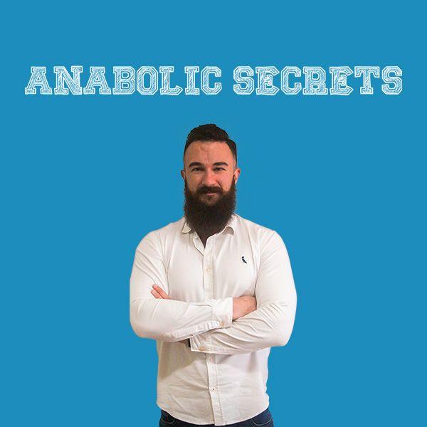 Imagem principal do produto Anabolic Secrets