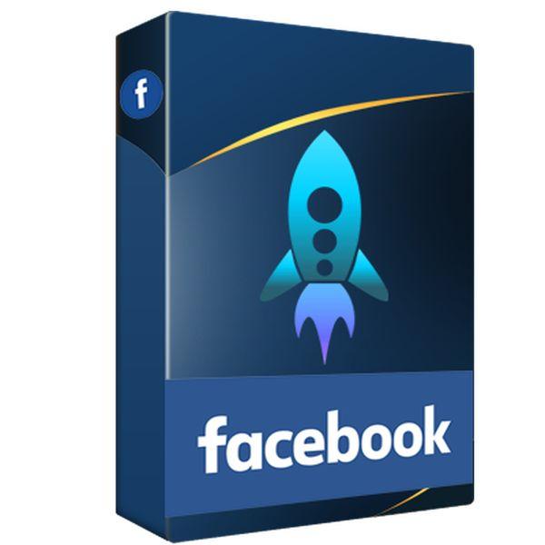 Imagem principal do produto EXTRATOR DE CONTATOS FACEBOOK - Extraia e-mails e Numeros de celular