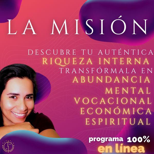 Imagem principal do produto LA MISIÓN