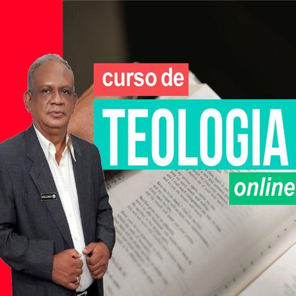 Imagem principal do produto Curso de Teologia Online