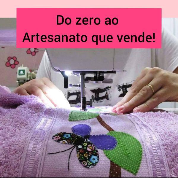 Imagem principal do produto Do zero ao Artesanato que vende!