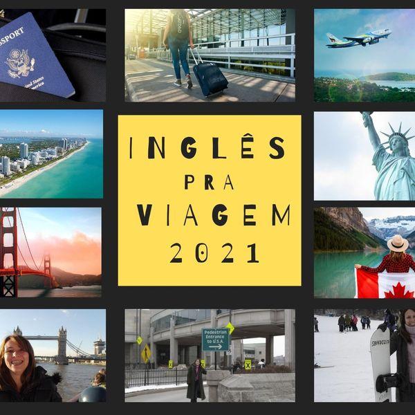 Imagem principal do produto Inglês pra Viagem 2021 - Sem Rodeios