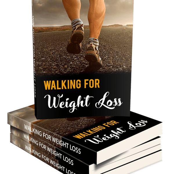 Imagem principal do produto Walking For The Weight Loss