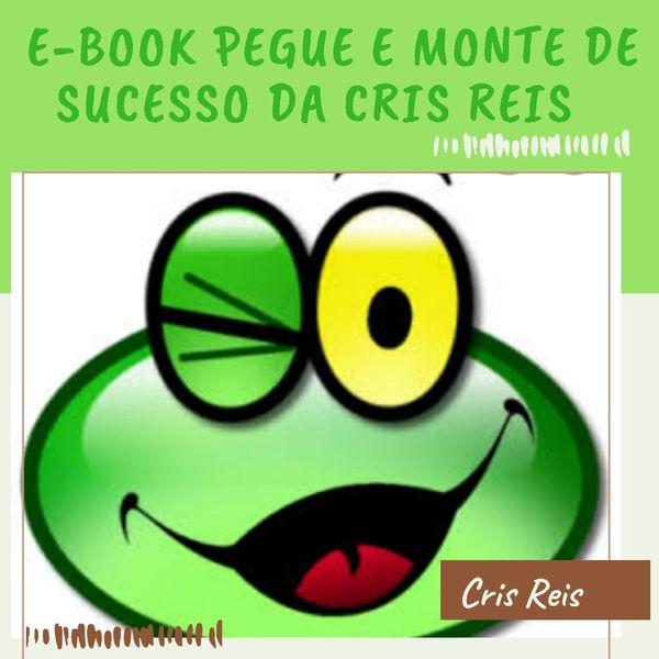 Imagem principal do produto E-Book de Sucesso da Cris Reis