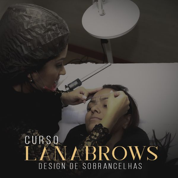Imagem principal do produto LanaBrows - Design de Sobrancelhas 2.0