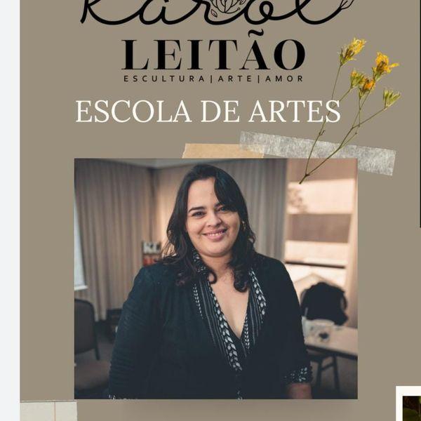 Imagem principal do produto Escola de Artes Karol Leitao