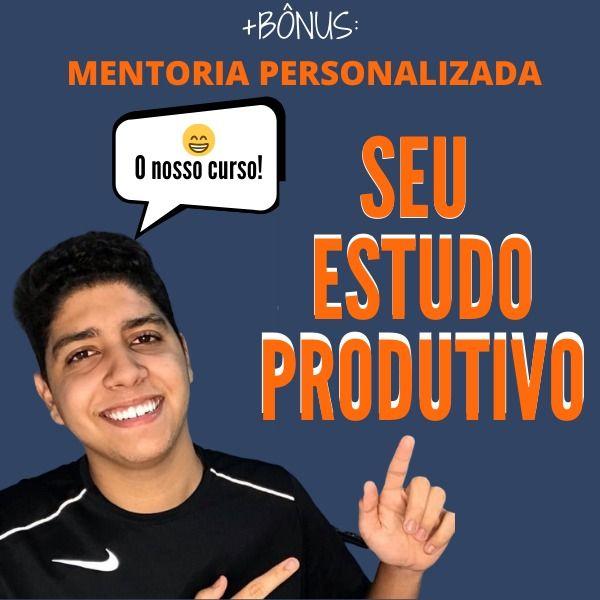 Imagem principal do produto SEU ESTUDO MAIS PRODUTIVO