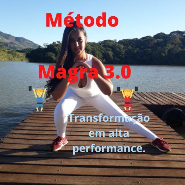 Imagem principal do produto  Método Magra 3.0