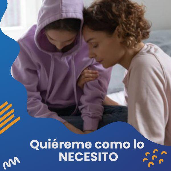 Imagem principal do produto Quiéreme como lo Necesito