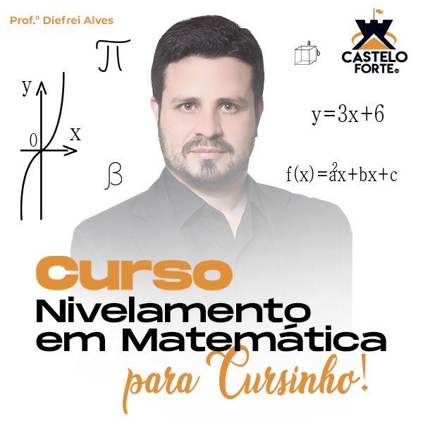 Imagem principal do produto Curso de Matemática para Cursinho