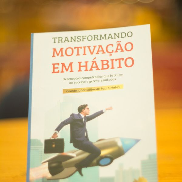 Imagem principal do produto E-book - Transformando Motivação em Hábito