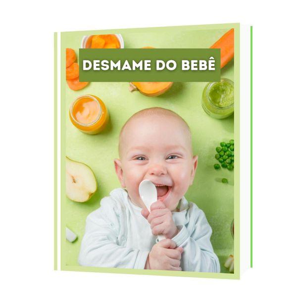 Imagem principal do produto Desmame do bebê