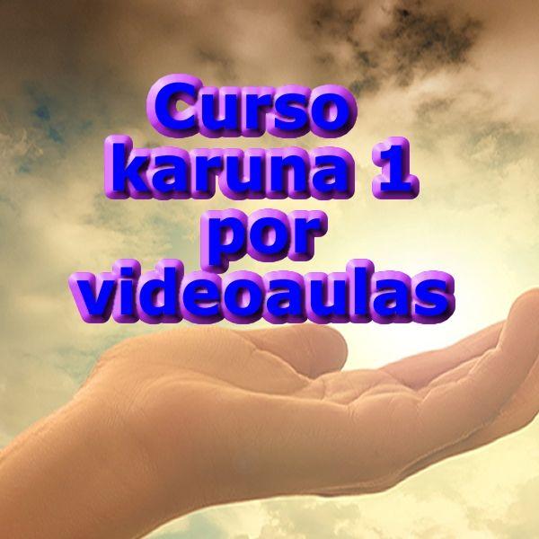 Imagem principal do produto Curso de Reiki Karuna 1 por videoaulas com Moacir Sader