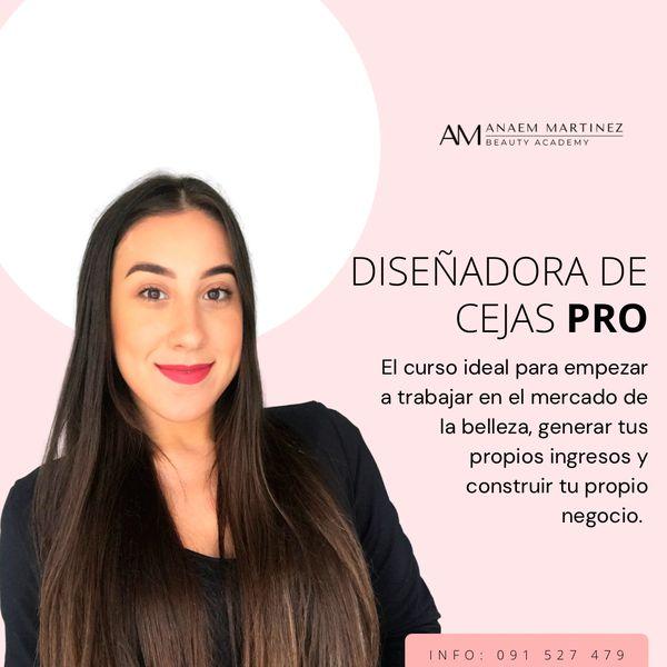 Imagem principal do produto Diseñadora de Cejas PRO