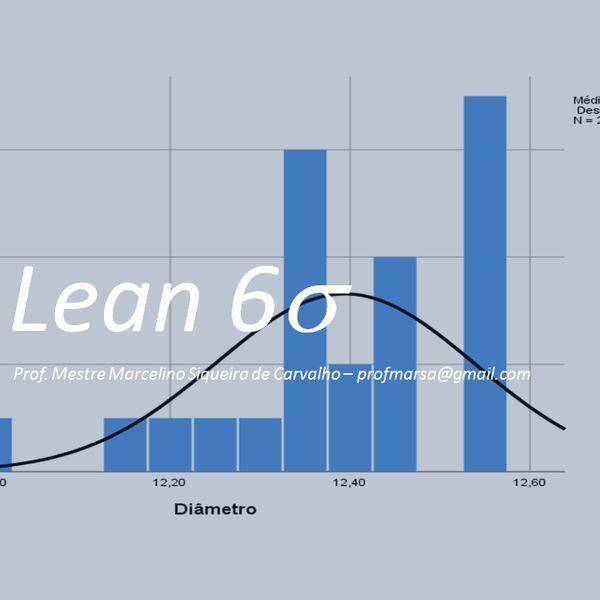 Imagem principal do produto Introdução a metodologia Seis Sigma