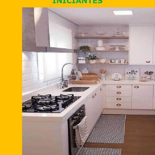 Imagem principal do produto Curso Auxiliar de Cozinha para iniciantes