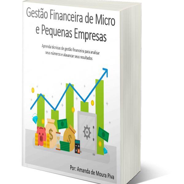 Imagem principal do produto Gestão Financeira de Micro e Pequenas Empresas