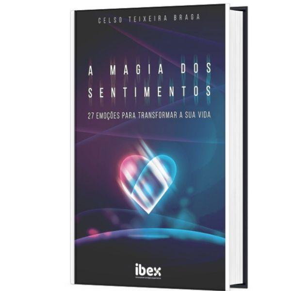 Imagem principal do produto Livro: A Magia dos Sentimentos