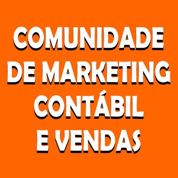 Imagem principal do produto Comunidade de Marketing Contábil e Vendas